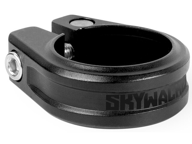 Sixpack Skywalker Sattelklemme 34,9 mm stealth-black